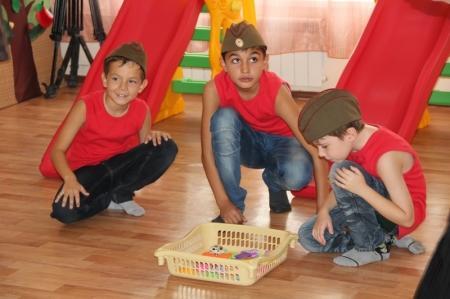 В Актау прошли веселые старты «Мой спасатель»