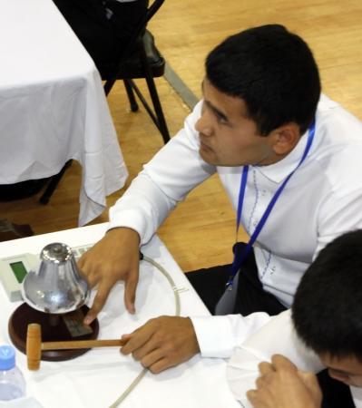 В Актау стартовал международный турнир по боксу памяти Шокыра Болтекулы