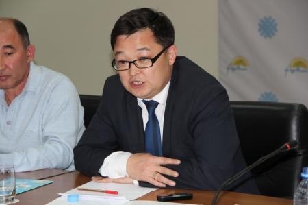 Руслан Жукенов: В 2015 году мы начнем реализацию двух пилотных проектов в сфере ЖКХ
