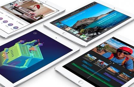 Apple представила новый планшет iPad Air 2