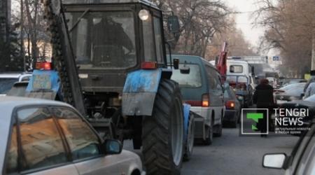 Менталитет водителей в РК пока не готов к системе car sharing - Эдуард Эдоков
