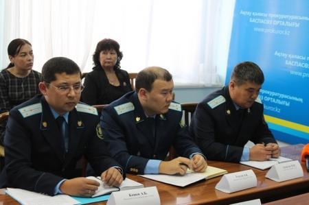 Прокуратура Актау за девять месяцев работы выявила более 5000 нарушений законности