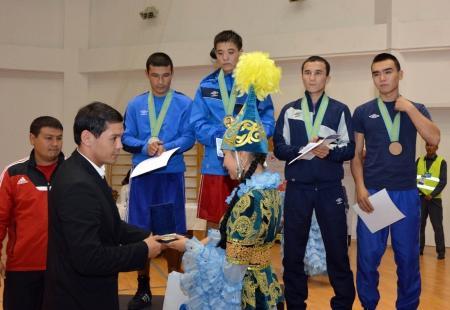 Три актауских боксера стали чемпионами международного турнира по боксу памяти Шокыра Болтекулы