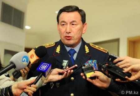Глава МВД рассказал правду о состоянии спецучреждений Казахстана