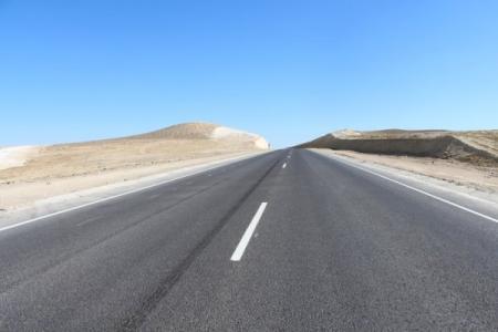 Как строится дорога Бейнеу-Шетпе