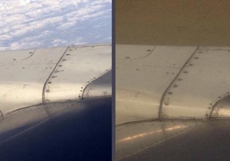 Пассажир SCAT сообщил о выкрутившихся винтах самолета при посадке в Алматы