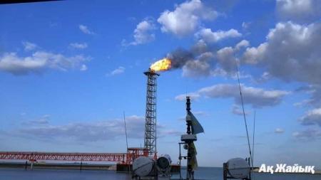 Кашаганский нефтяник отравился сероводородом