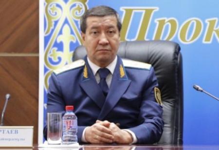 Назначен новый прокурор Мангистауской области