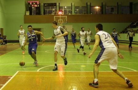 Баскетбольный клуб «Каспий» уступил «Капшагаю»
