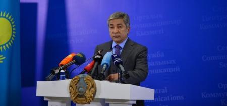Имангали Тасмагамбетов назначен министром обороны