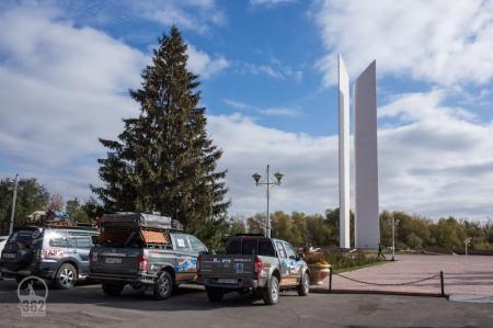 Уральску подарили видео от Экспедиции +362 и Актау