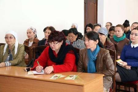 В Актау для предпринимателей открыт консультационный центр на базе филиала Народного банка