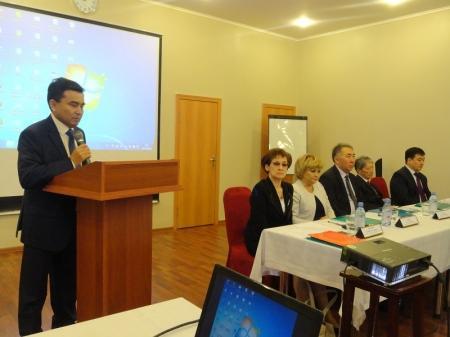 Детские стоматологи Казахстана обсудили состояние здоровья мангистауских детей