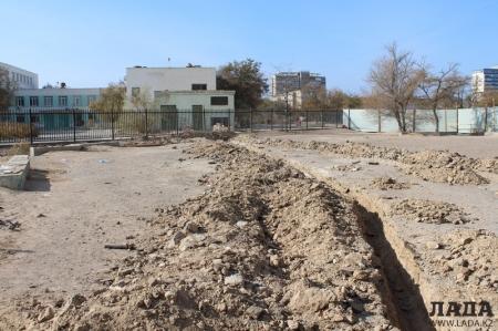 Исатай Бапанаев: Собираемся подать уведомление об изъятии земельного участка в 5 микрорайоне