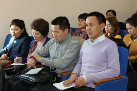В Актауской полиции обсудили проблемы нулевой терпимости