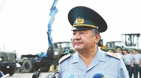 Почему был задержан глава погранслужбы КНБ Казахстана