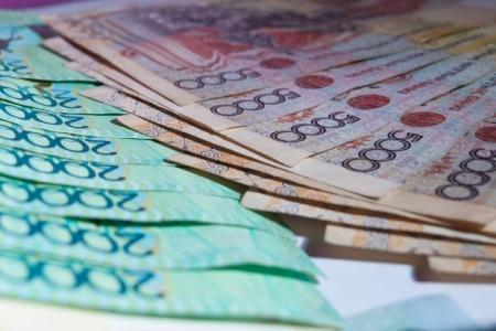 Около 100 млрд тенге списано со счетов ЕНПФ в сентябре