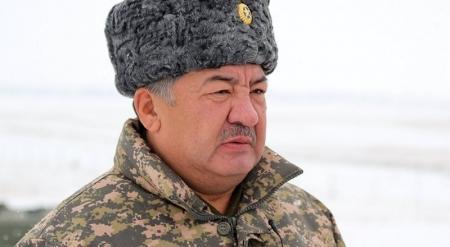 Директор погранслужбы КНБ обвиняется во взятке и создании преступной организации