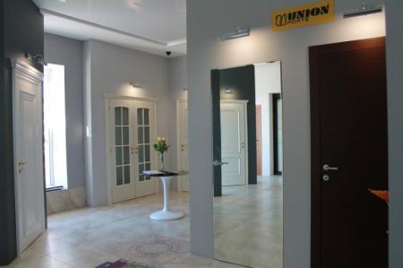 """Открылся новый салон эксклюзивных итальянских дверей """"UNION"""""""
