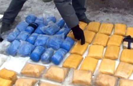 В доме КВНщика «Парни из Баку» найдено 170 килограммов героина