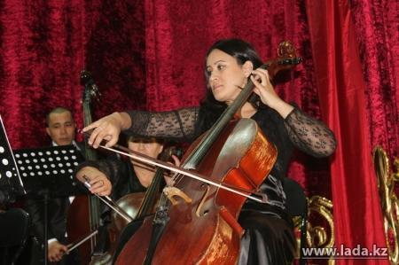 Концерт классической музыки пройдет в Актау