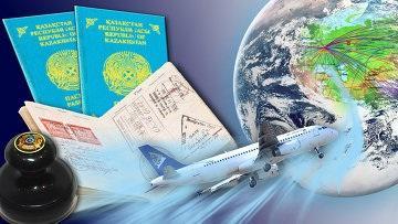 Казахстанцам отменили визу в Корею