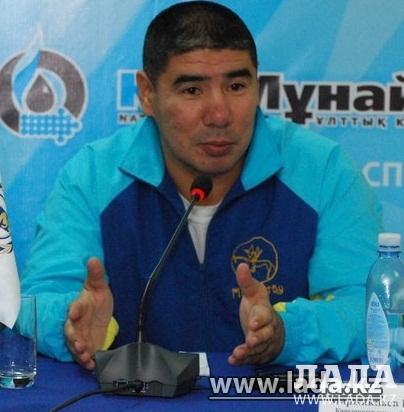 Марат Джакиев назначен главным тренером команды «Astana Arlans»