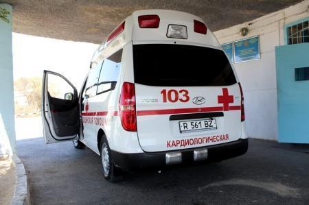 В Актау на приеме у кардиолога скончался 48-летний мужчина