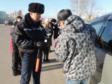 В Казахстане за неуплату дорожных штрафов предлагают лишать водительских прав