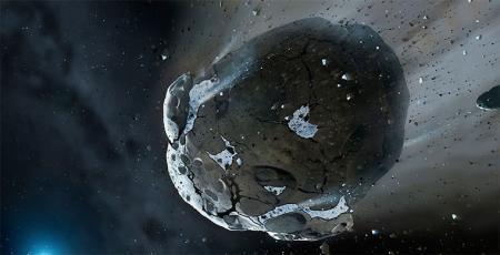 Российские астрономы обнаружили опасный для Земли астероид