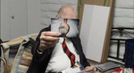 Ученый из США перед смертью показал фото пришельцев