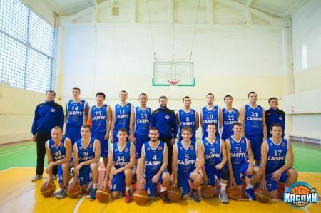 Мангистауские баскетболисты одержали две победы в Высшей лиге