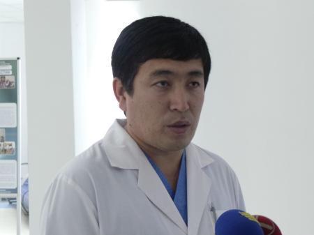 Медет Жигангалиев: Троих пострадавших в аварии возле Бейнеу доставили санавиацией в Мангистаускую областную больницу