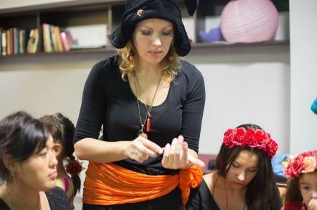 В Актау прошла ярмарка рукодельниц