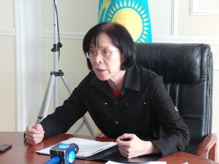 Венера Мустапаева: С начала года координационный совет одобрил 46 проектов мангистауских предпринимателей