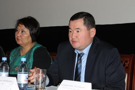 Прокурор Актау обсудил с предпринимателями незаконные проверки субъектов малого и среднего бизнеса