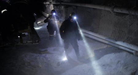 Взрыв на шахте произошел в Карагандинской области
