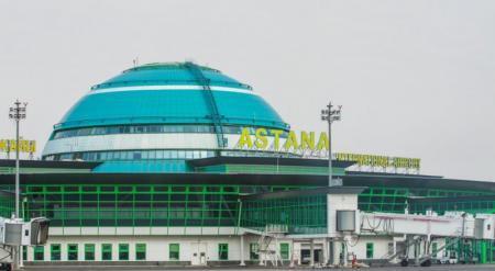Туман в Астане стал причиной задержки девяти авиарейсов