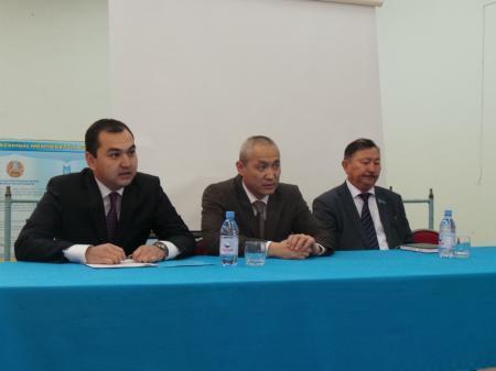 На предприятии «Каспий жылу, су арнасы» назначен новый руководитель