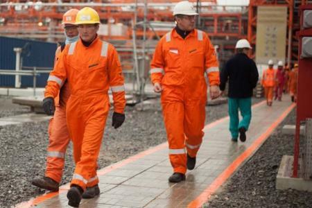 Более $3 млрд потребуется на замену трубопровода на Кашагане