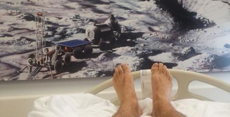 Эксперимент NASA: за лежание в кровати в течение 70 дней дают $18 000