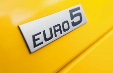 Евро-5 введут не раньше 2016 года