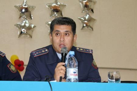 Акция «Неделя безопасности дорожного движения» стартовала в Актау