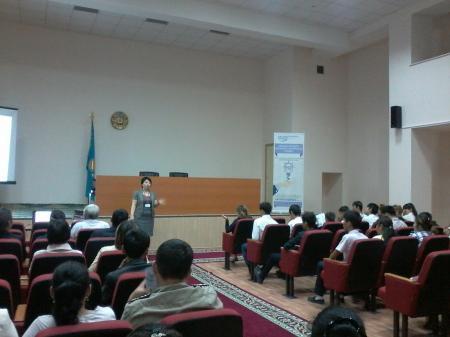 Гульмира Арбабаева: Мангистауская и Кызылординская области показали самые слабые результаты финансовой грамотности населения