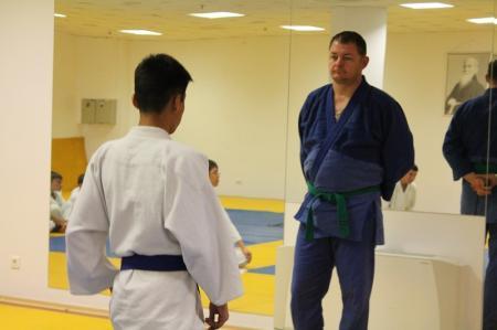 В Актау прошел турнир по айки каратэ
