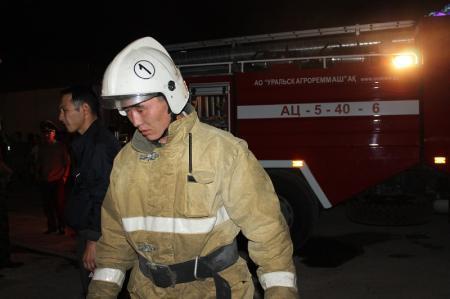 За неделю в Мангистау произошло 11 пожаров