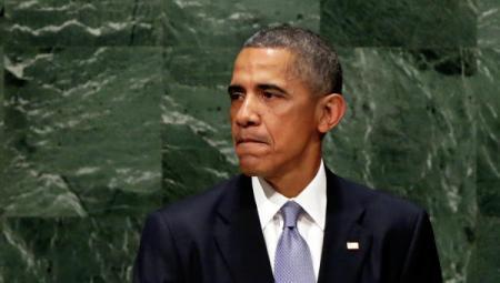СМИ: Обама, жующий жвачку во время саммита АТЭС, возмутил китайцев