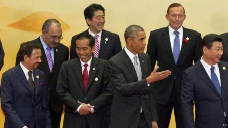 Лидеры стран АТЭС одобрили зону свободной торговли