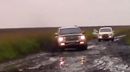 Казахстанцы не готовы сменить джипы на «малолитражки»