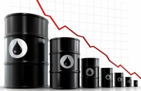 Цены на нефть Brent снизились до $80 за баррель
